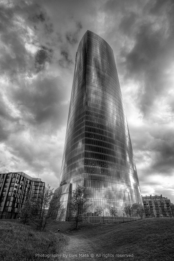 Photograph Hell's Tower by Luis Mata on 500px