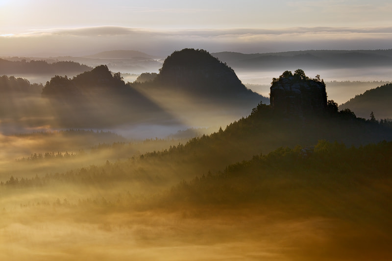 Photograph Heavenly Morning II by Martin Rak on 500px