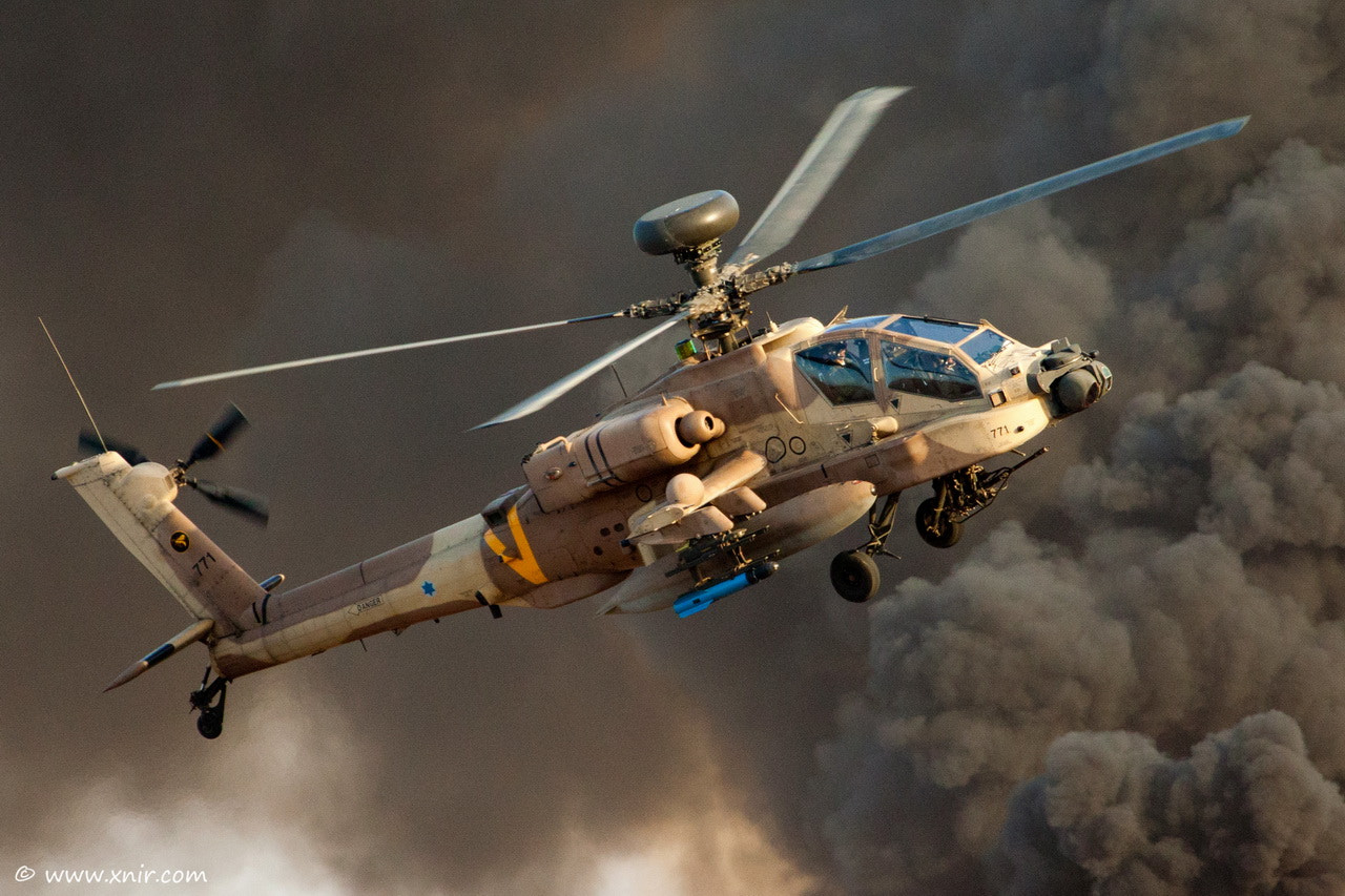 Photograph AH-64D Longbow  by Nir Ben-Yosef (xnir) on 500px