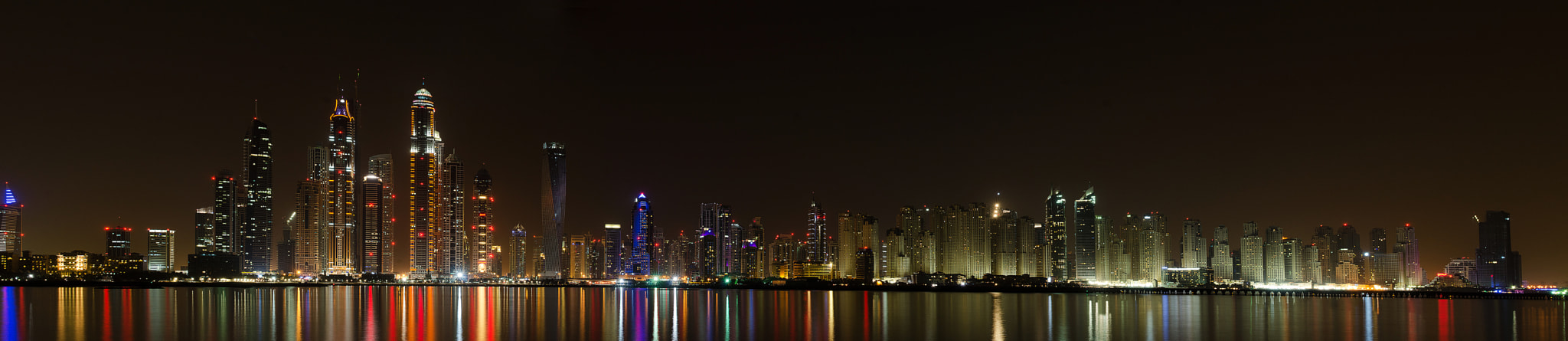 Photograph West Coast Dubai by Roy Aoun Sanchez on 500px