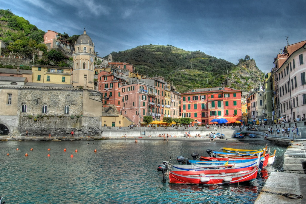 Photograph Cinque Terre by Airman Michael on 500px
