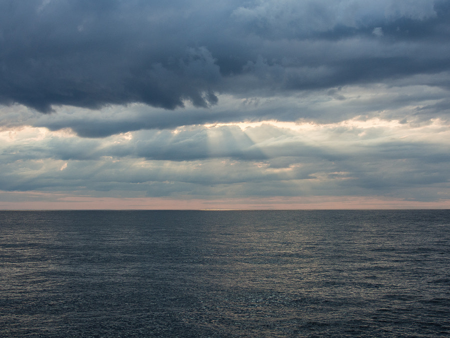Crepuscular Rays by John Poltrack on 500px.com