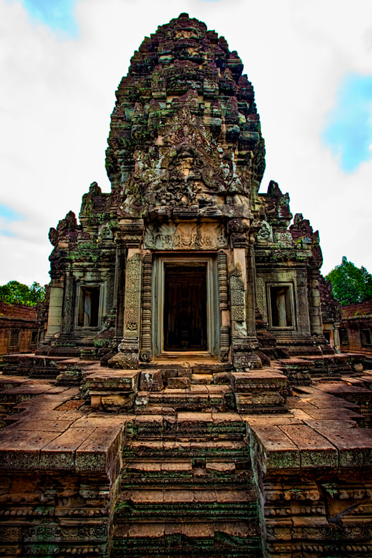 Photograph Bantaey Samre (Angkor Wat National Park) by Michel Latendresse on 500px