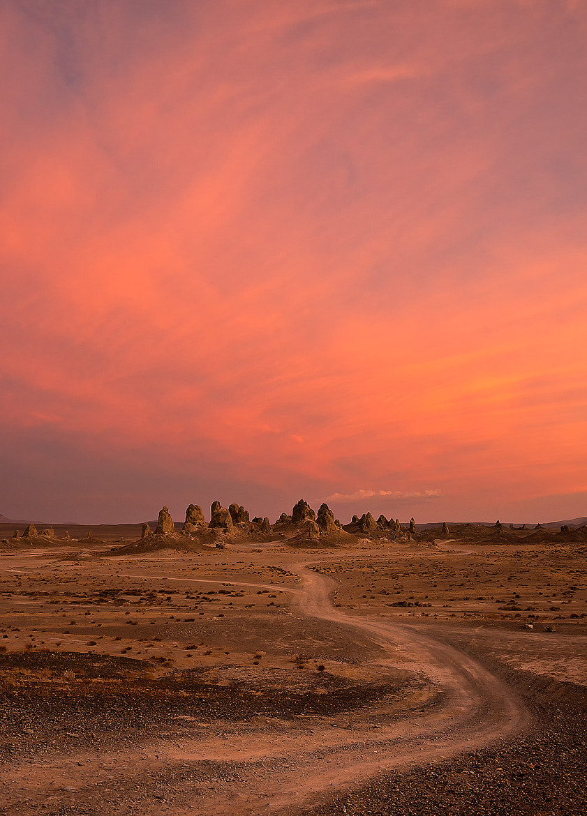 Photograph The Road to Trona by Matthew Kuhns on 500px