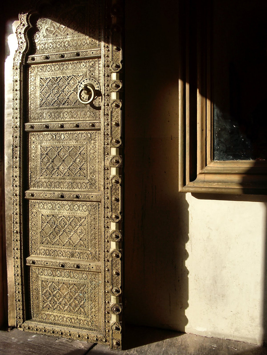 Photograph The other door in India by Estetic of Senses on 500px