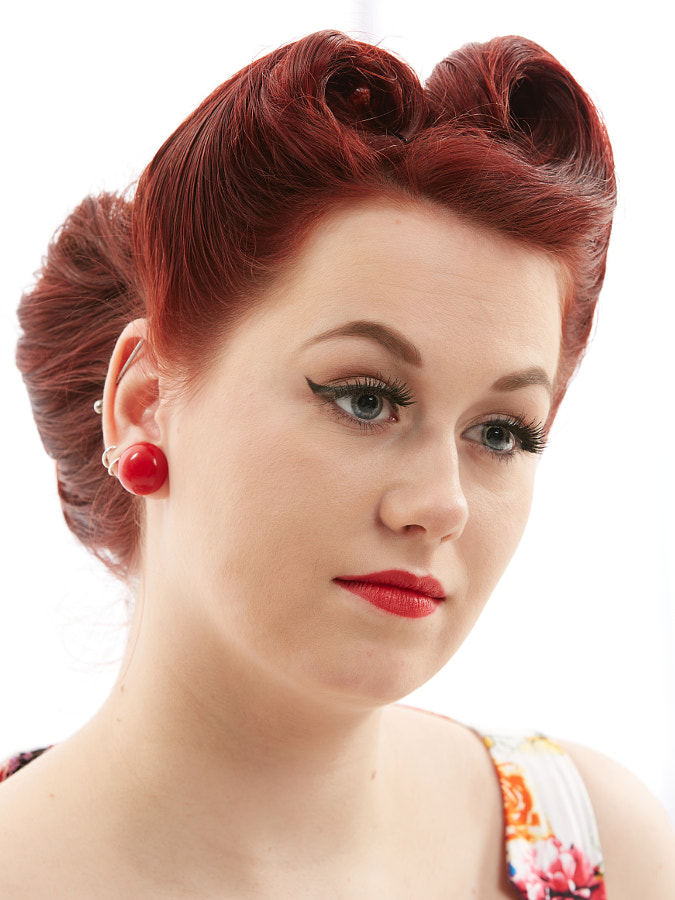 Pinup model - Michelle