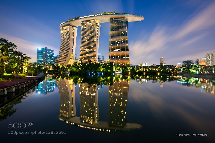 MBS Reflected by Daniel Cheong (DanielCheong1)) on 500px.com