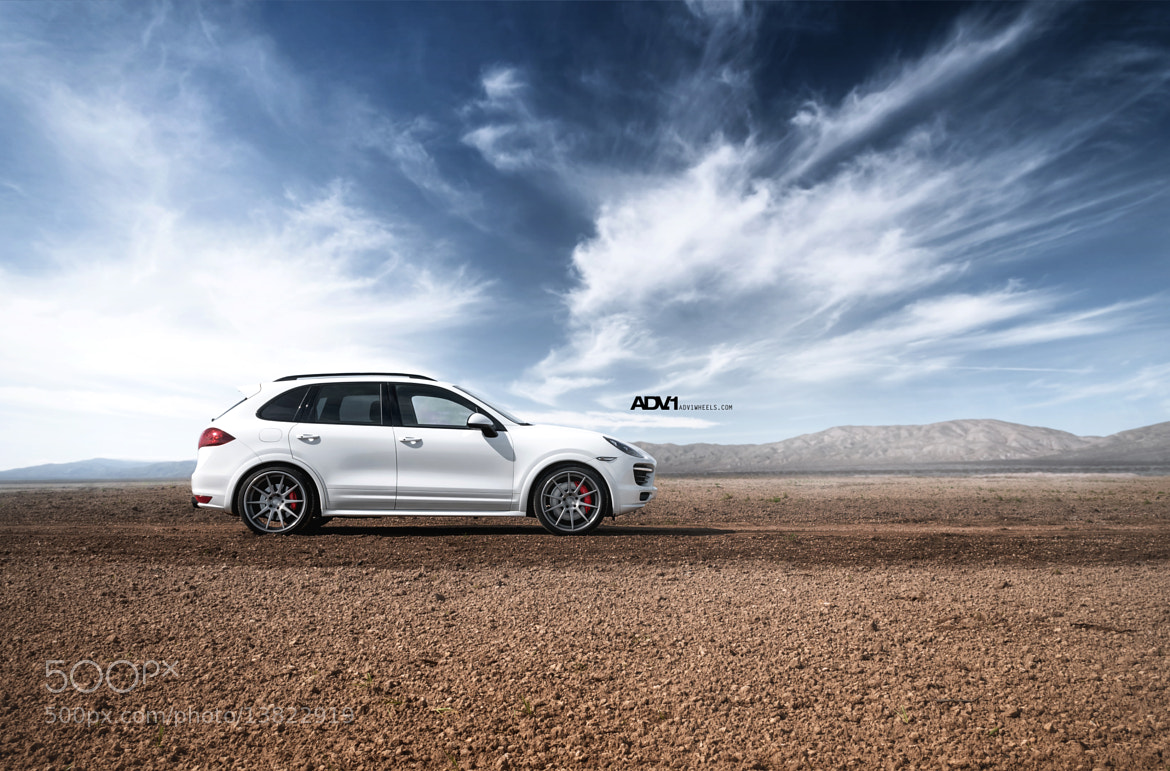 Photograph ADV.1 Porsche Cayenne Turbo by William Stern on 500px