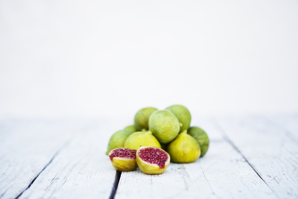 Photograph Figs on a table by Nasos Zovoilis on 500px