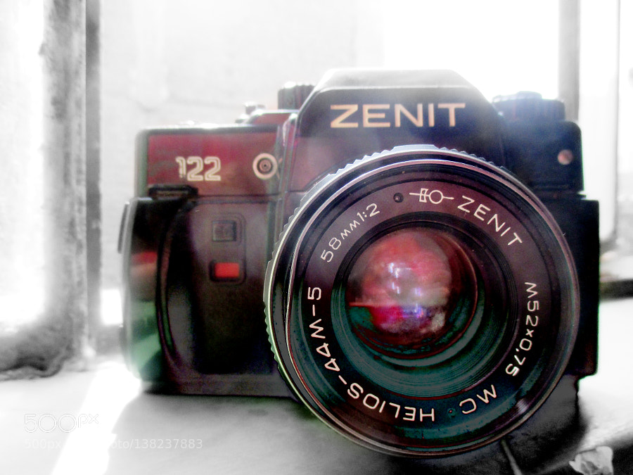 My First Camera, Canon POWERSHOT ELPH 140 IS