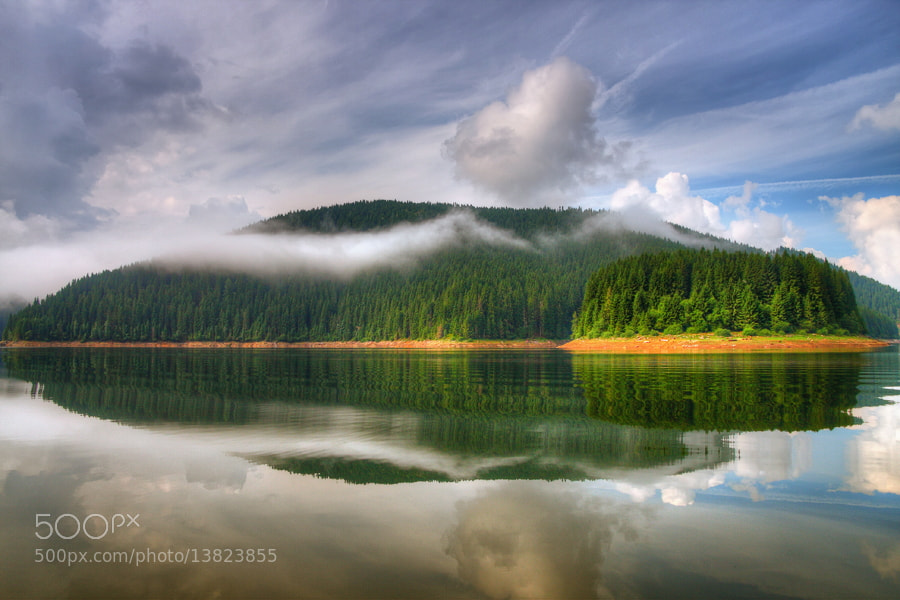 "Photograph ""Fantanele Lake"" - II by Osher Partovi on 500px"