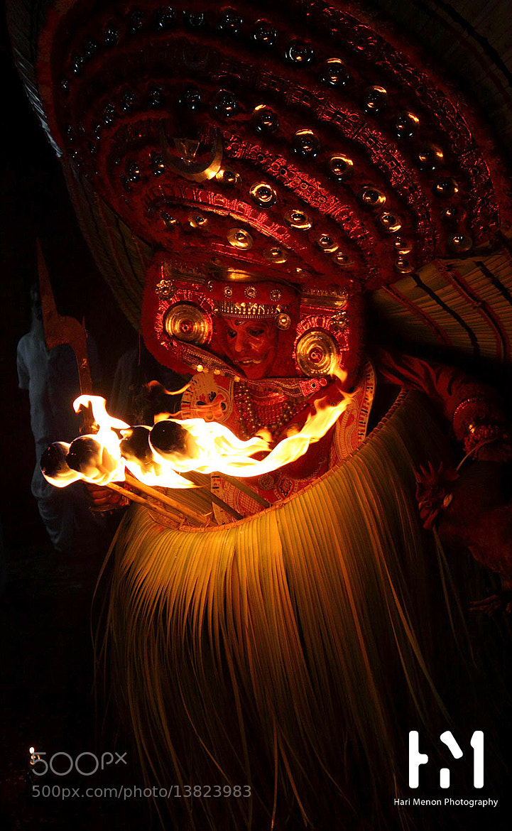 Photograph There is a fire starting in my heart  by Hari Menon on 500px