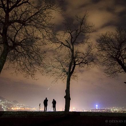Night in Sarajevo