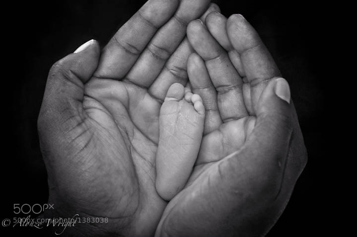 Daddy's Little Foot by Alonzo Wright (AlonzoWright) on 500px.com