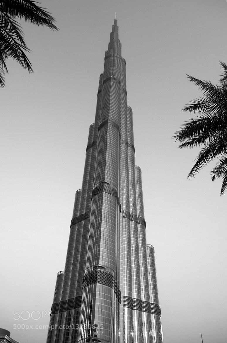 Photograph khalifa tower #2 by mohsen khorramy(teabag) on 500px