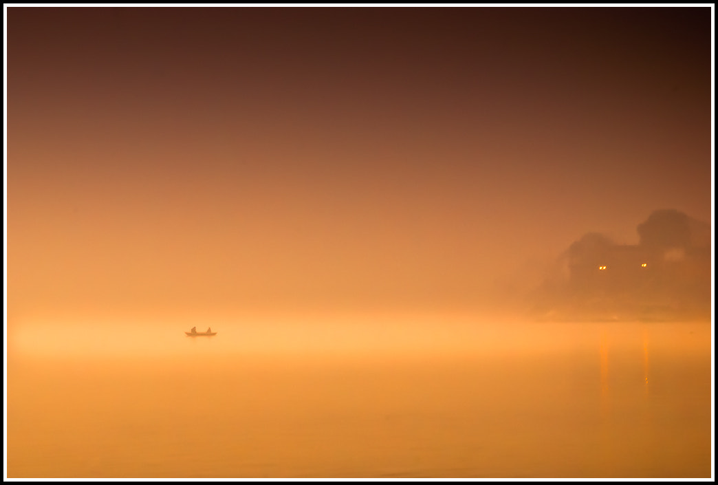 Photograph Serenity on The Ganges by Devanshu  Jain on 500px