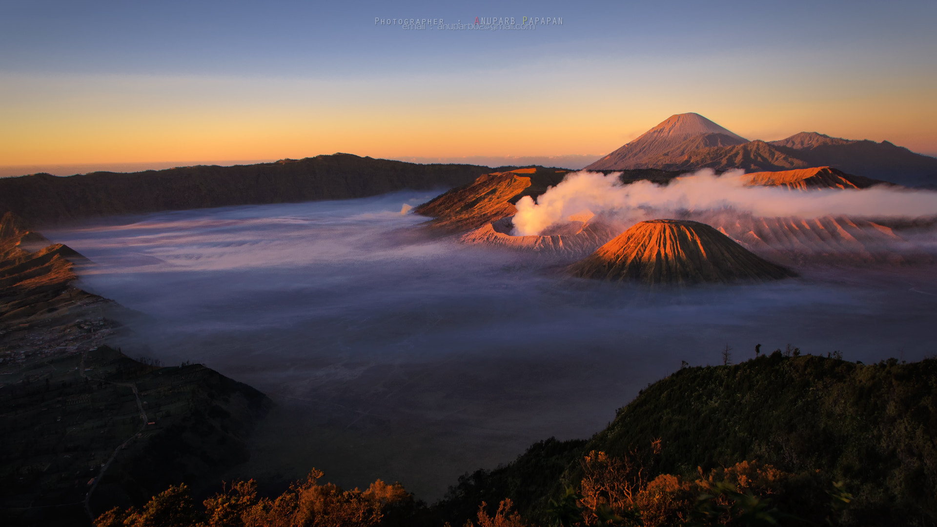 Photograph Fog & Smoke by Anuparb Papapan on 500px