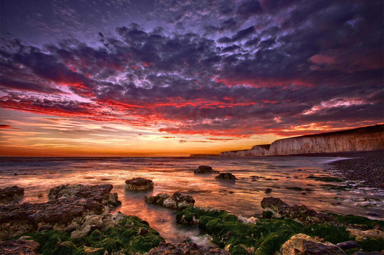 Photograph Outrageous Sky by mark leader on 500px