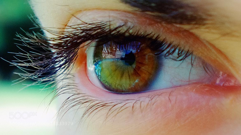 Photograph Eye mirror | v1 by Dávid Detkó on 500px