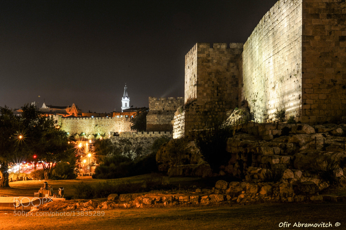 Photograph Jerusalem of gold #1 by Ofir Abramovitch on 500px