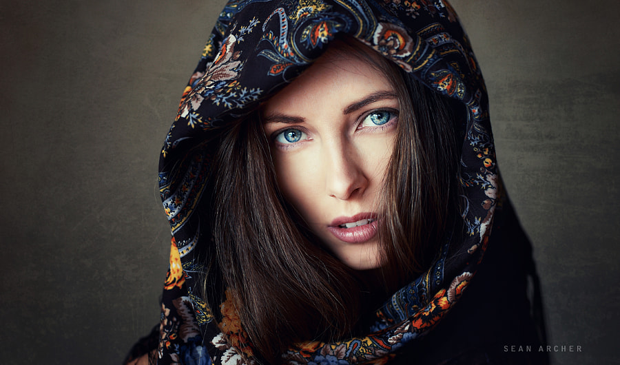 Nika by Sean Archer on 500px.com