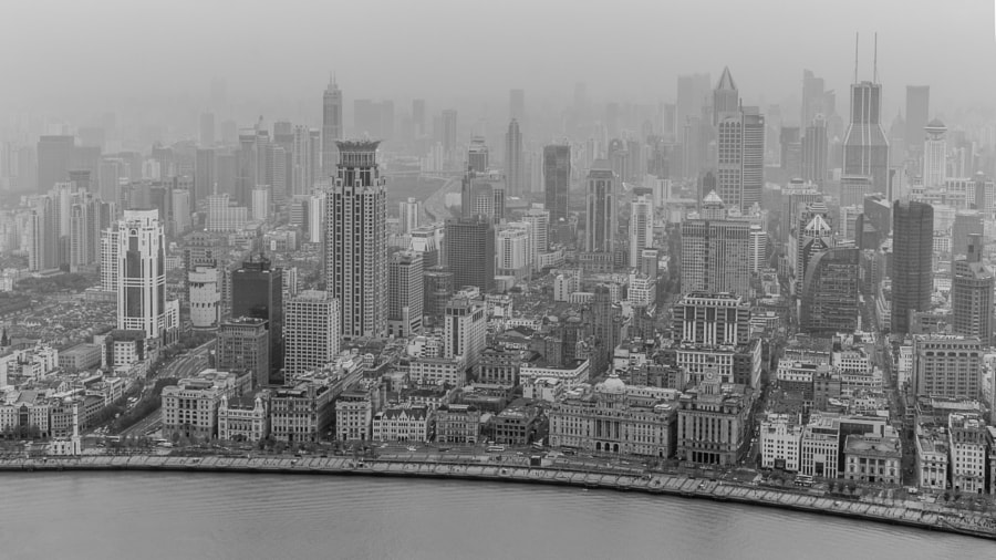 Downtown Shanghai by Manfred Muenzl on 500px.com