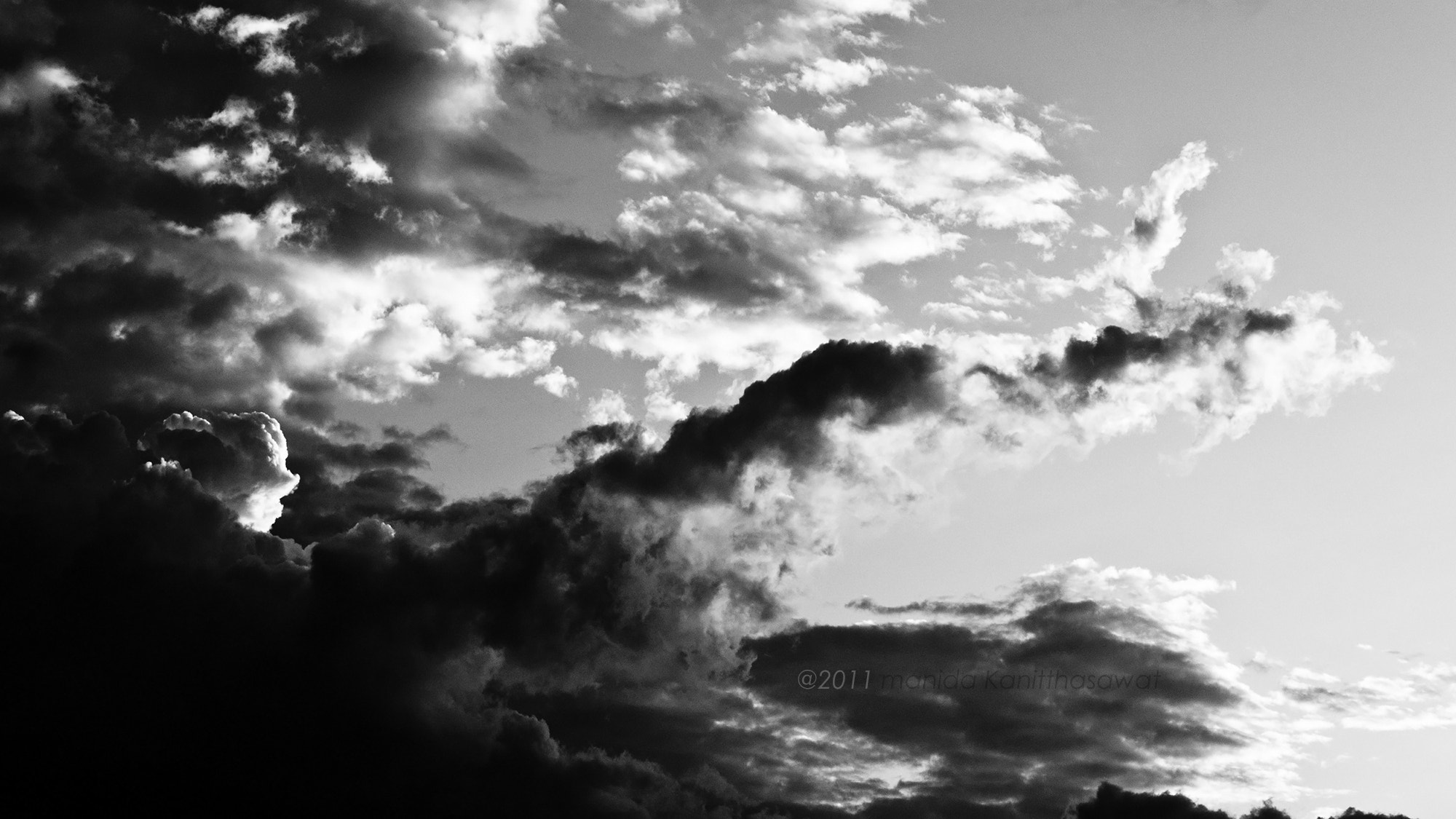 Photograph Non color of sky by Manida K. on 500px