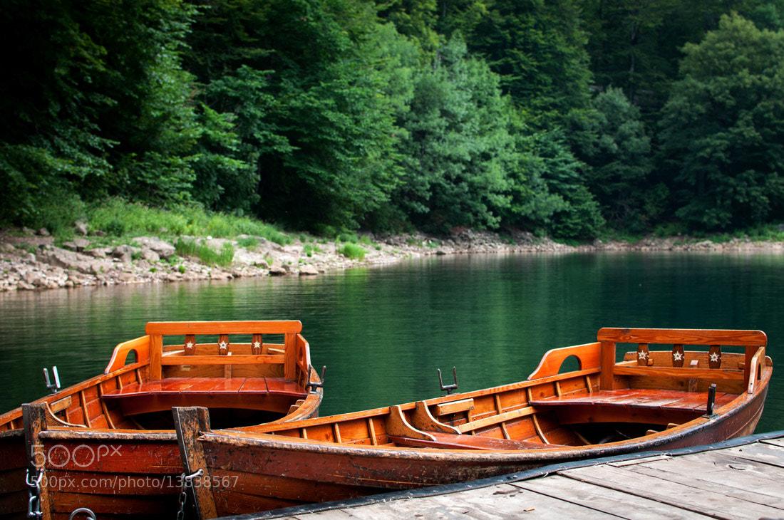 Photograph Biograd Lake by Roman Chupryna on 500px