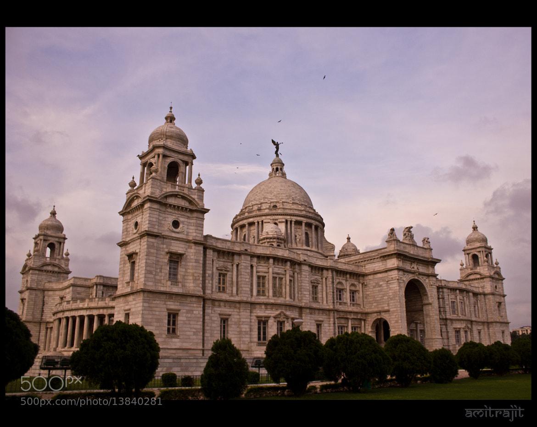 Photograph Victoria Memorial, Kolkata by Amitrajit Niyogi on 500px