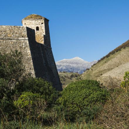 Fortezza di Ali Pasha, Albania, Porto Palermo
