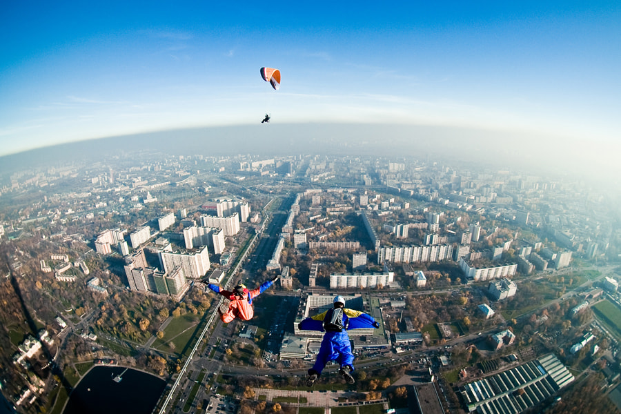 Photograph Diffrent Moscow view by Kirill Umrikhin on 500px