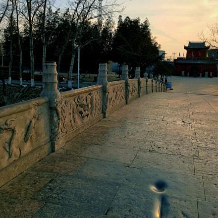 Zhao Zhou Bridge, Zhao Country, Hebei Province, China