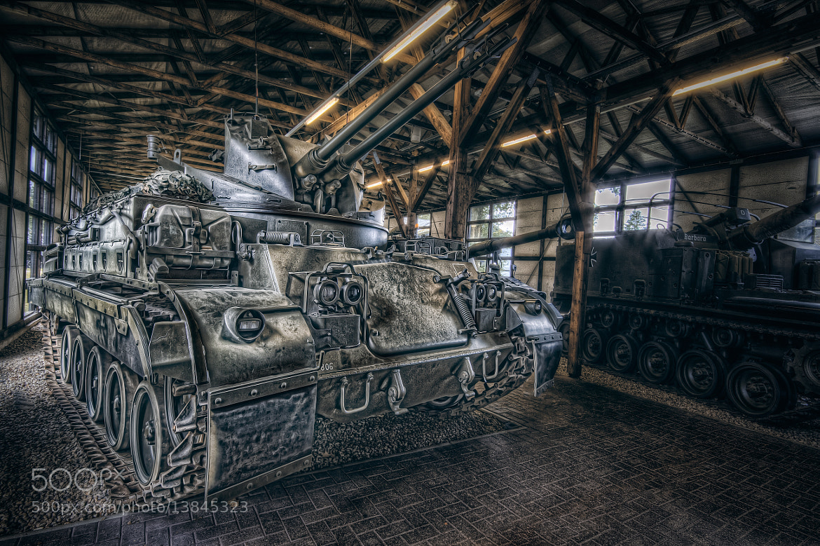 Photograph Tank by Jan Schättiger on 500px