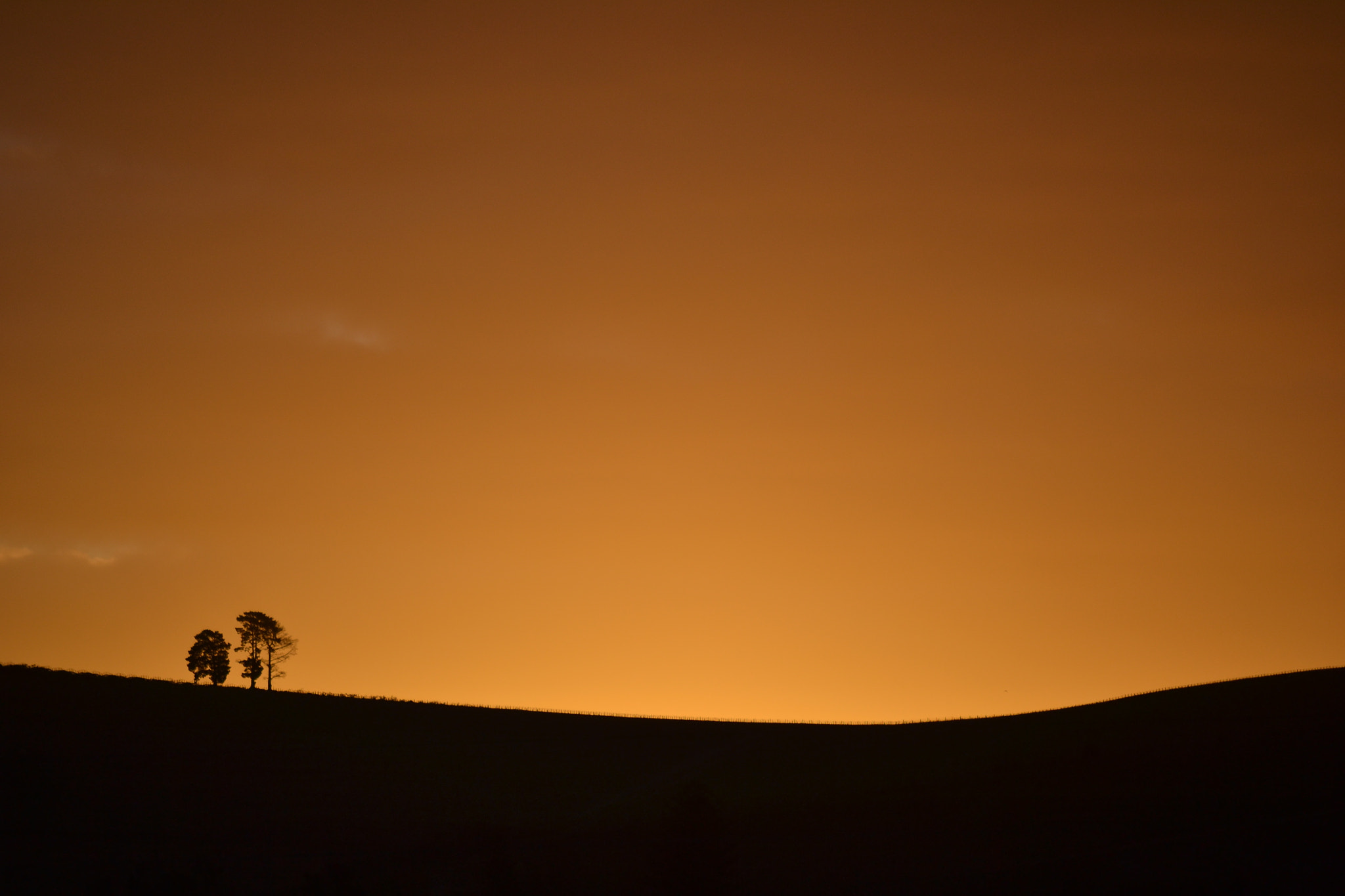Photograph The Hills Part 2: Sunset by Charl de Waal on 500px