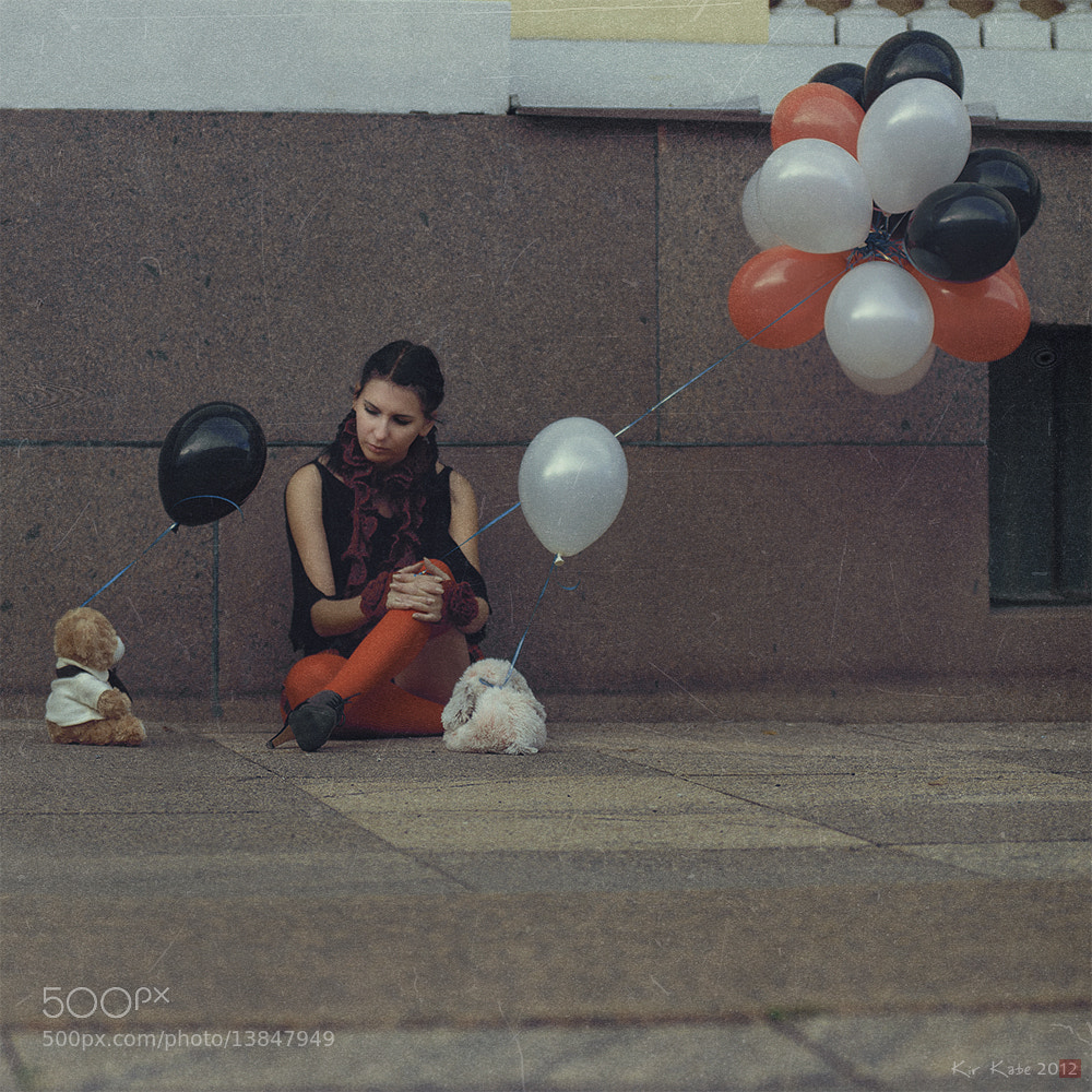 Photograph El cumpleaños by Kir Kabe on 500px