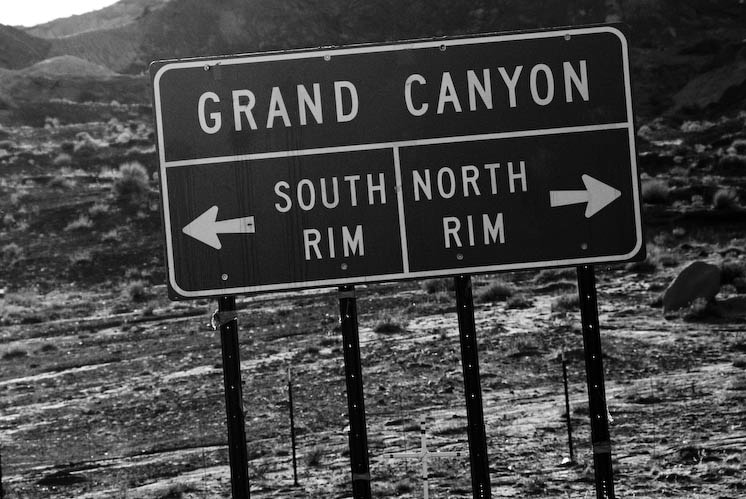 Photograph Grand Canyon - Left or Right by John Hunter on 500px