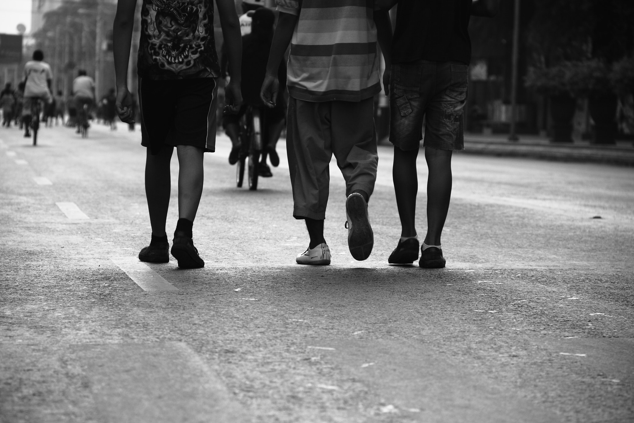 Photograph Wrong Shoes, Bro! by Ghanes Eka Putera on 500px