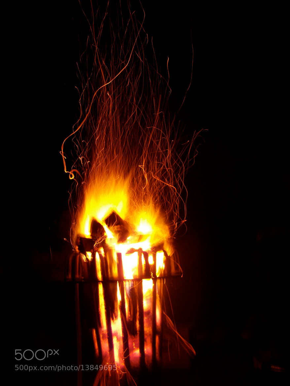 Photograph Fire by Mark van der Sluis on 500px