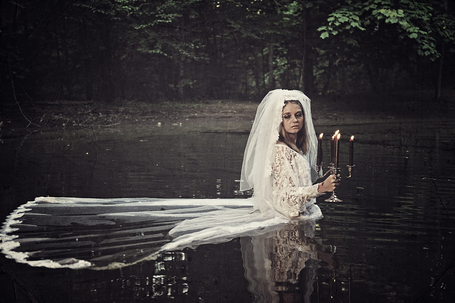 Photograph Bride by M. Eric Honeycutt on 500px