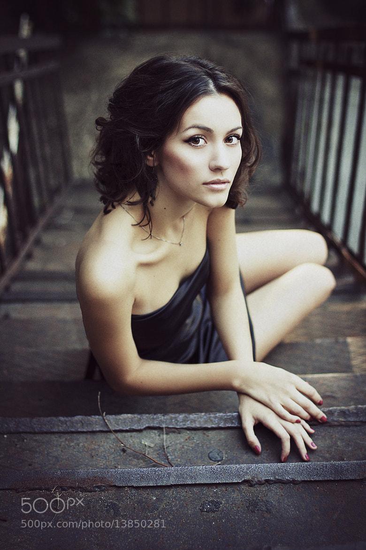 Photograph Tasha by Darya Maslyuk on 500px