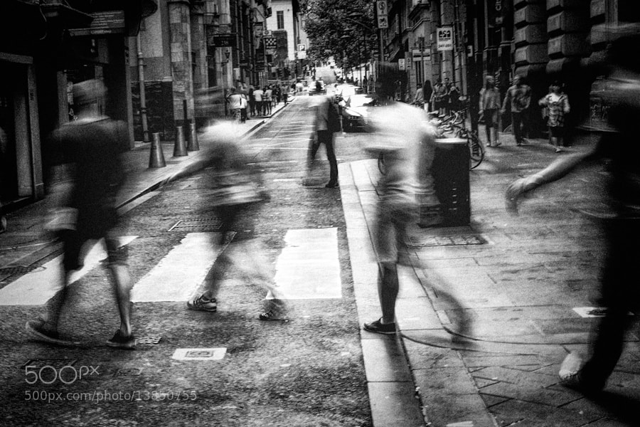 Photograph City Hustle and Bustle  by Hany Kamel on 500px