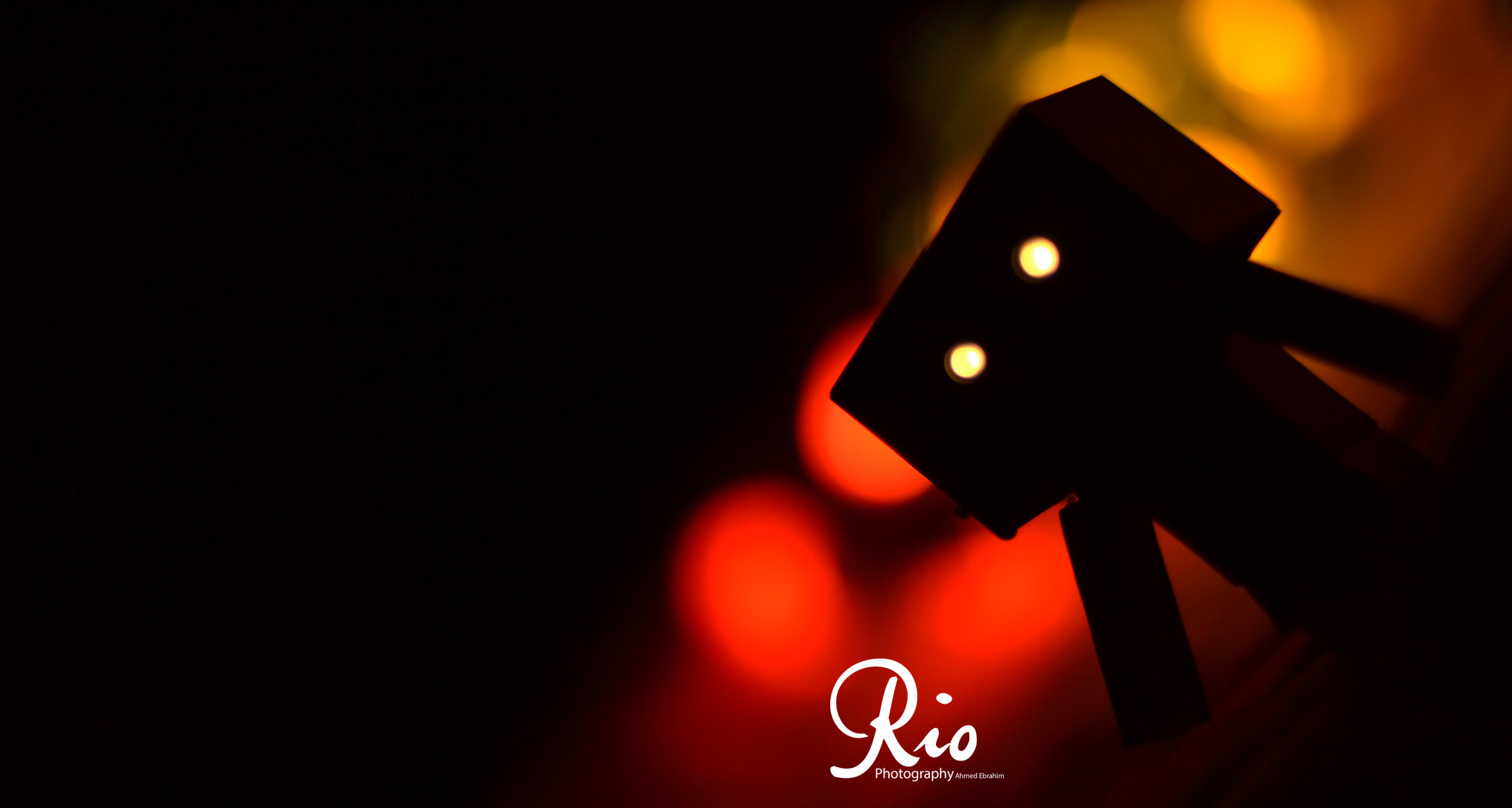 Photograph Danbo 1 by Ahmed Ebrahim on 500px
