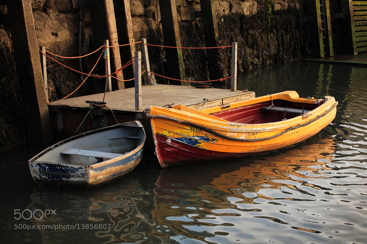 Photograph Colourful boats by Paul Indigo on 500px