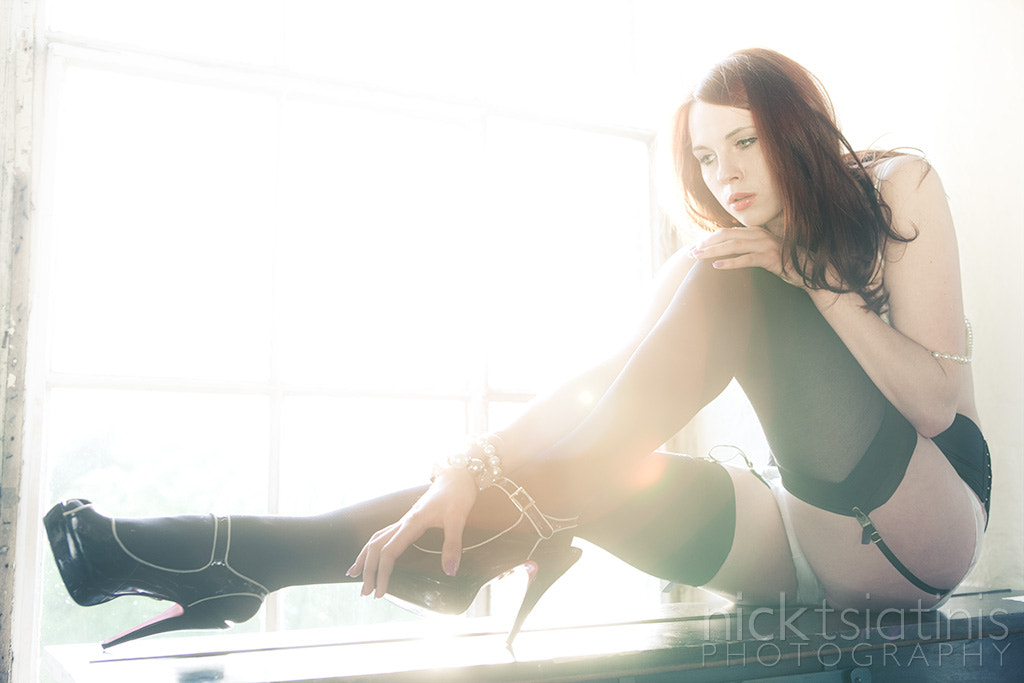 Photograph Laura Rework by Nick Tsiatinis on 500px