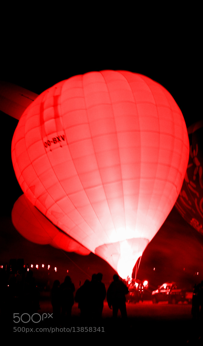 Photograph Full of Hot Air by Anne Costello on 500px