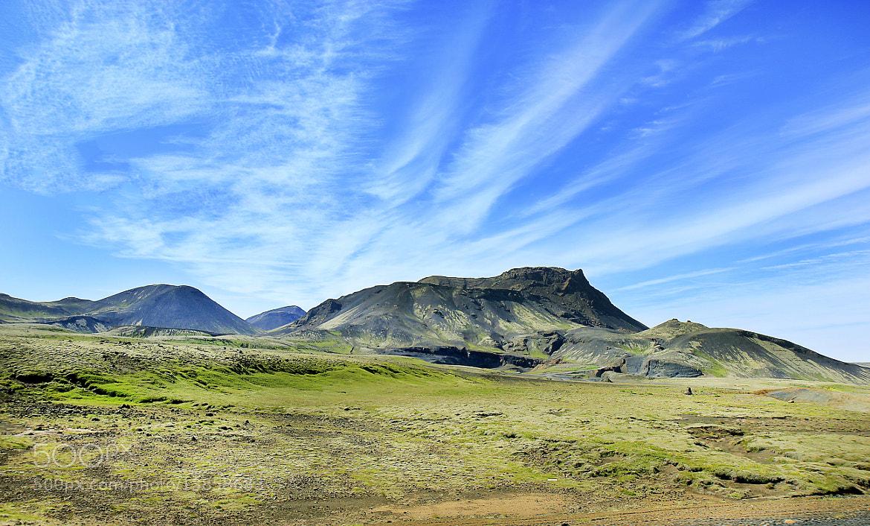 Photograph Hellisheiði,Iceland by Anna Guðmundsdóttir on 500px
