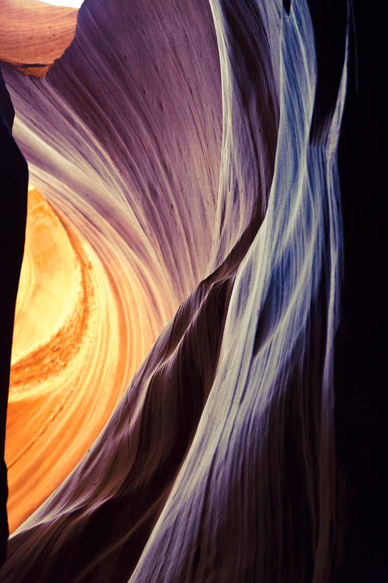 Photograph Shades of Antelope Canyon by Marco Mechi on 500px