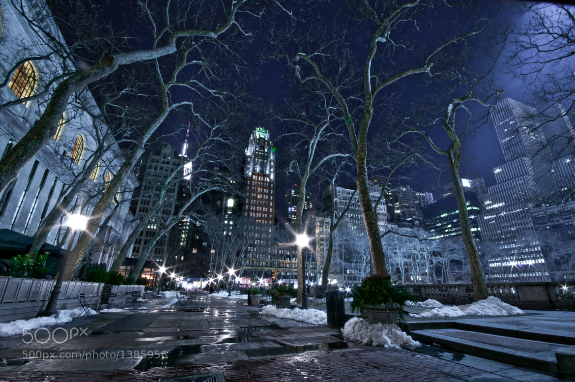 Photograph Tim Burton's New York by WilsonAxpe /  Scott Wilson on 500px