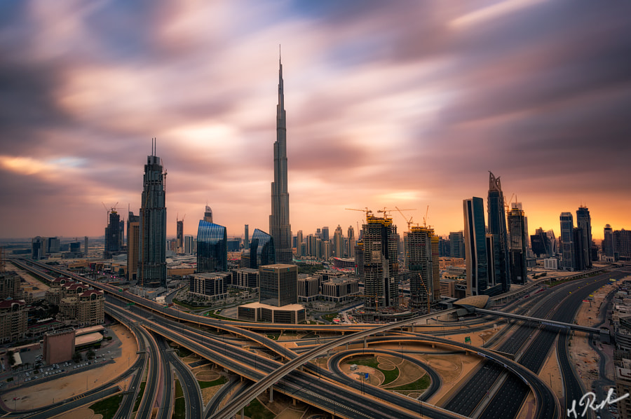 the Amazing Burj Khalifah by Rustam Azmi on 500px.com