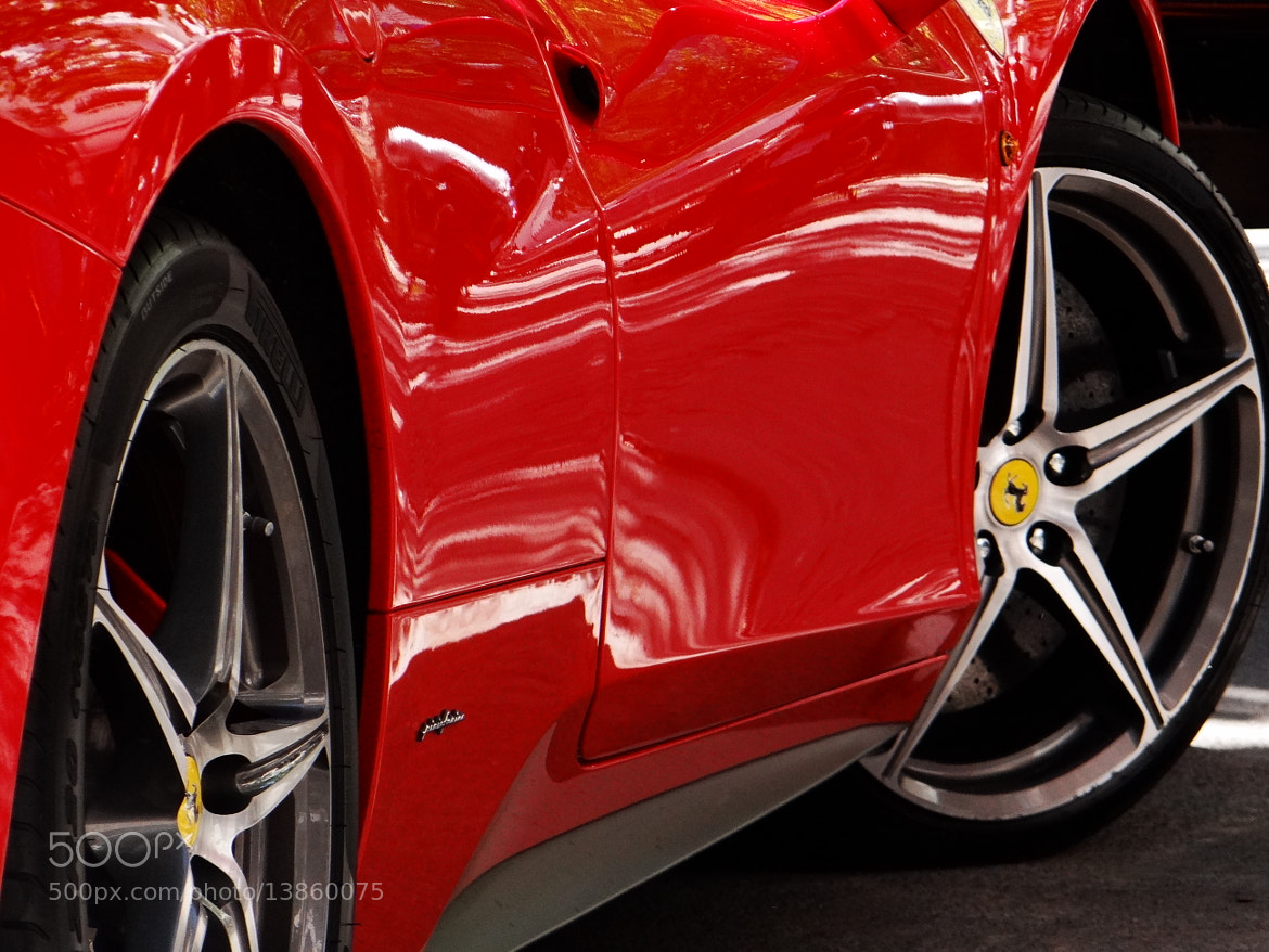 Photograph Ferrari by Martyna Boroch on 500px